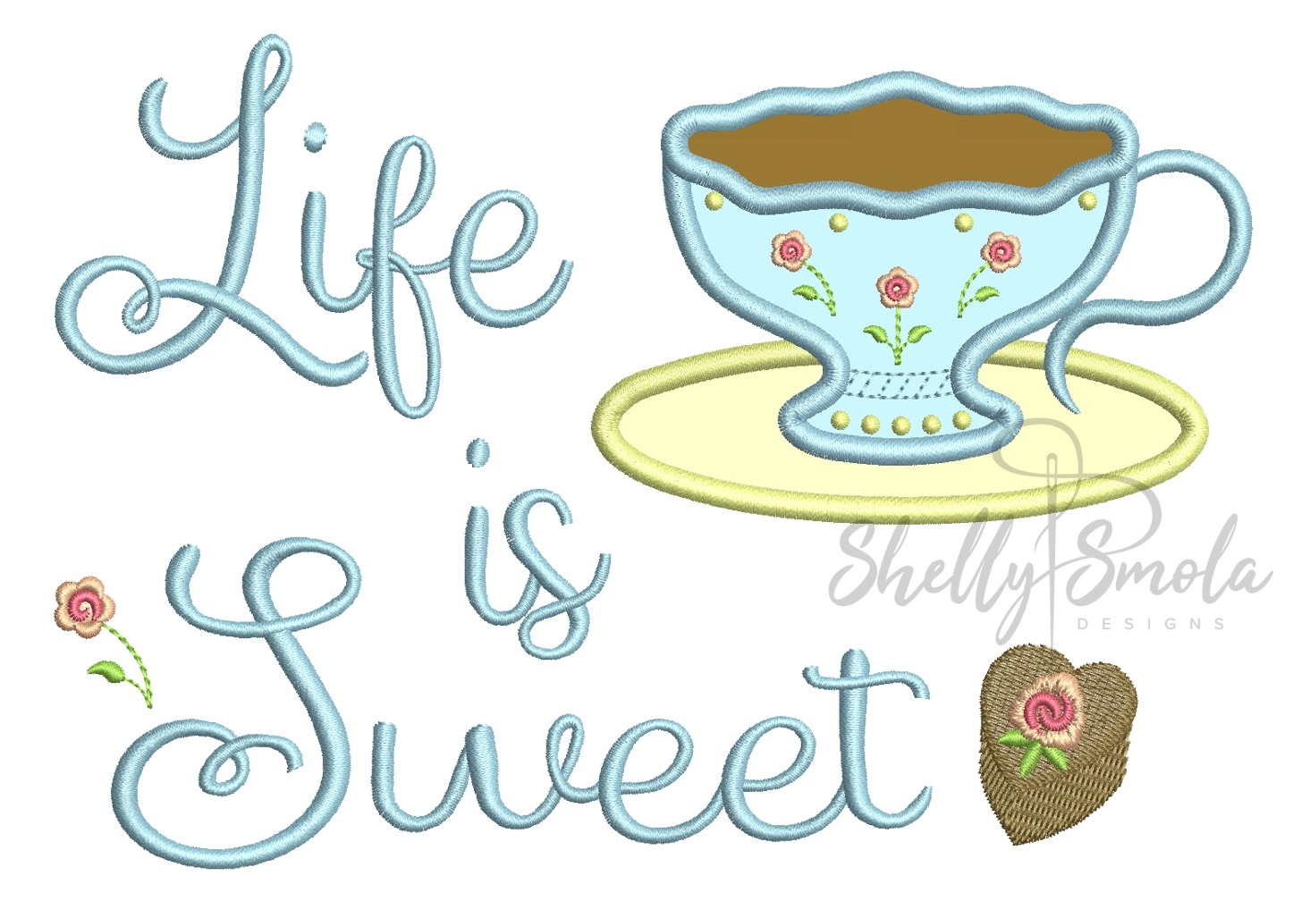Life is Sweet by Shelly Smola