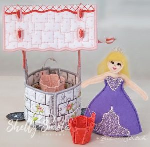 Once Upon a Time Wishing Well by Shelly Smola
