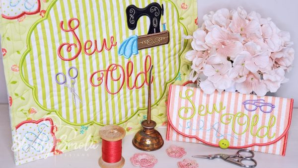 Sew Crazy - Sew Old Quilt Block by Shelly Smola