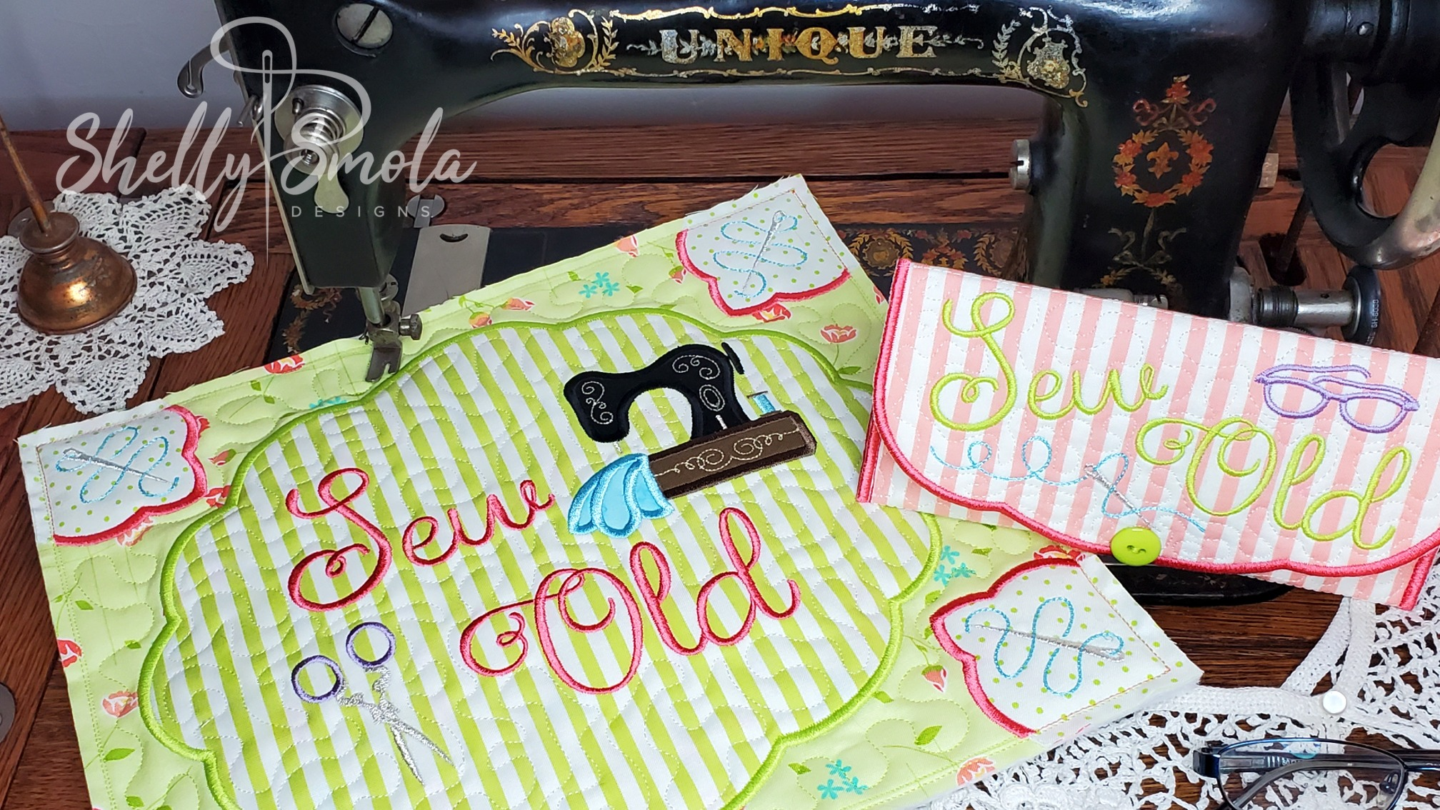 Sew Old Projects by Shelly Smola