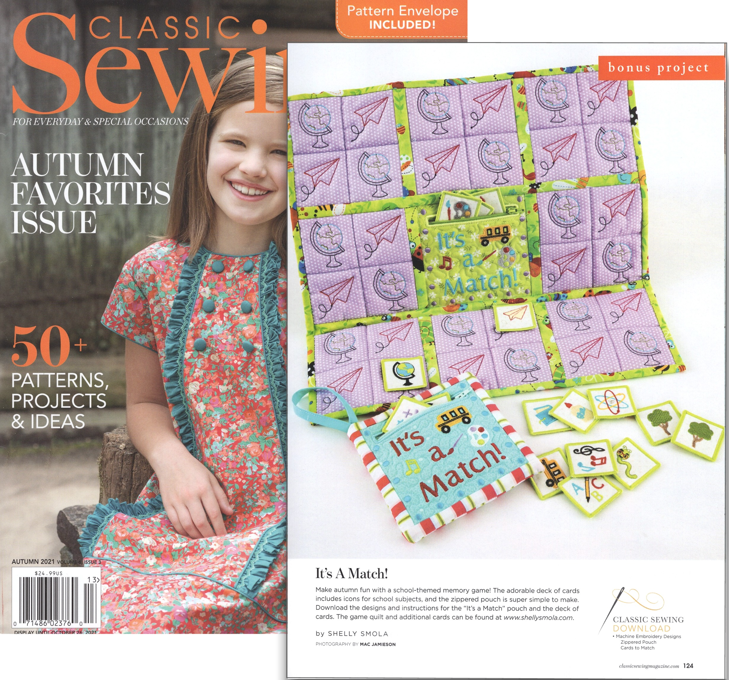 Classic Sewing Autumn 2021
