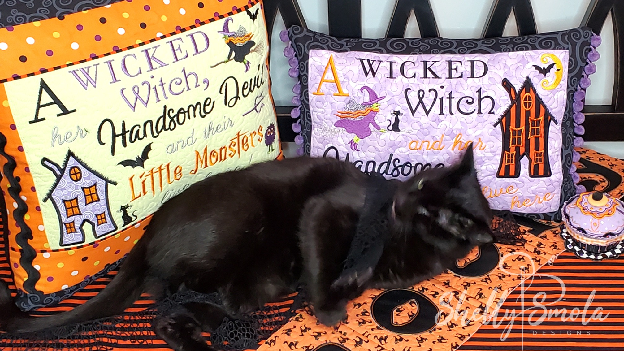 Witchy Whatnots by Shelly Smola
