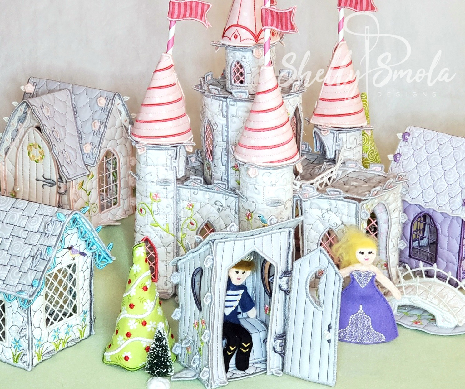 Once Upon a Time Collection by Shelly Smola